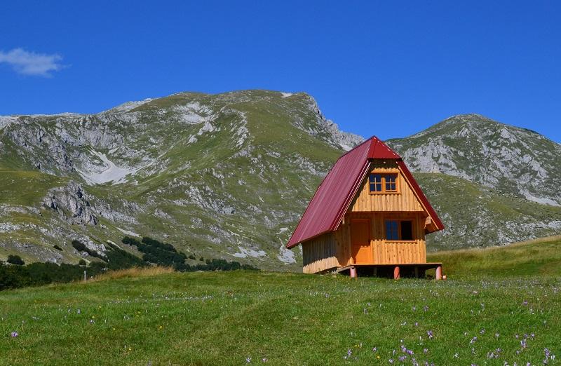 Tiny House Foundation